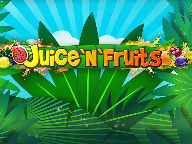 Juice 'N' Fruits от Playson – онлайн-автомат в игровом клубе